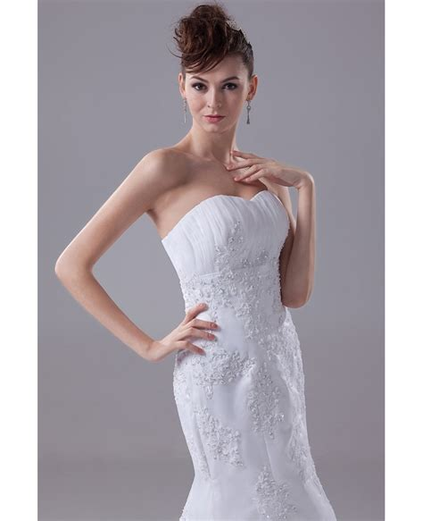 beaded mermaid dress beaded lace sweetheart fitted mermaid organza wedding