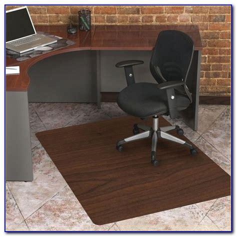 Corner Desk Chair Mat by Corner Desk Chair Mat Desk Home Design Ideas