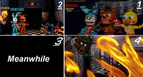 world page 2 fnaf world comic page 2 by thegoldengamer90010 on deviantart