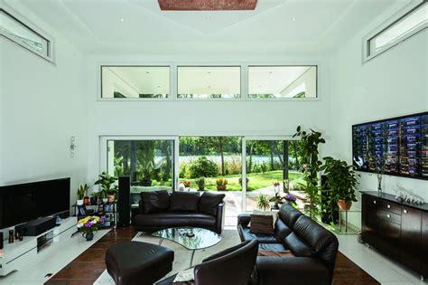 maison contemporaine lumineuse et basse consommation en allemagne construire tendance