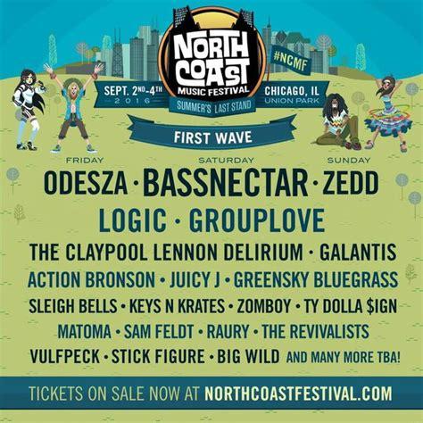 festival coast coast festival sets initial lineup