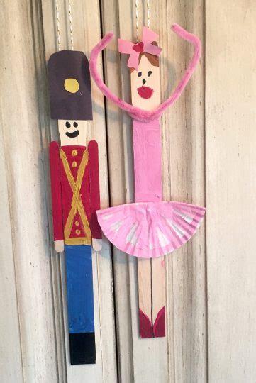 nutcracker crafts for easy diy nutcracker craft