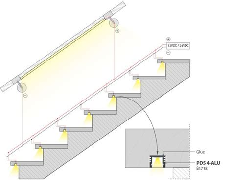 lights system led stair lighting systems stair lights light