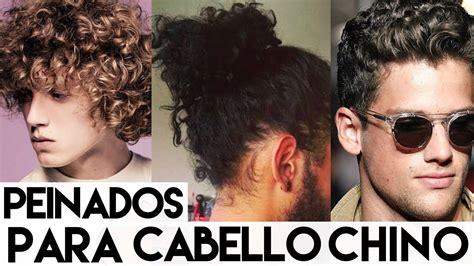 corte pelo rizado hombre cortes para hombre con cabello ondulado peinados para