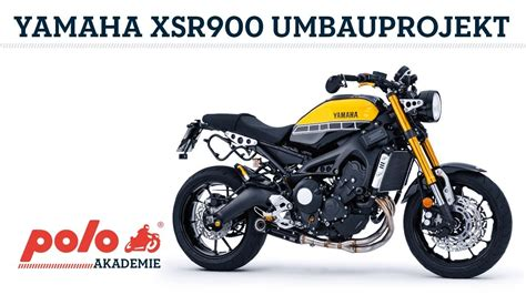 Motorrad Umbau Youtube by Yamaha Xsr 900 Umbau Motorrad Bild Idee
