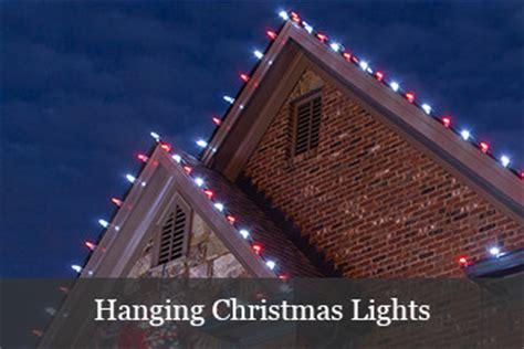 company to hang lights light guide
