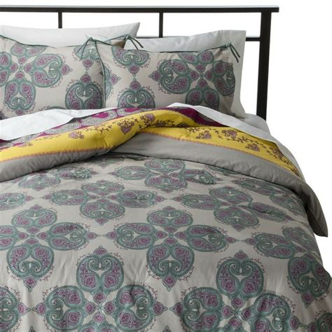 boho comforter set boho boutique lola reversible comforter set global