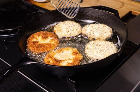 la recette des beignets d aubergine