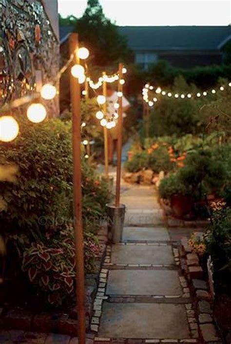 garden string lights 26 breathtaking yard and patio string lighting ideas will