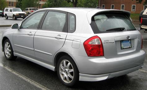 2006 Kia Spectra 5 by Kia Spectra5 2006 Review Amazing Pictures And Images
