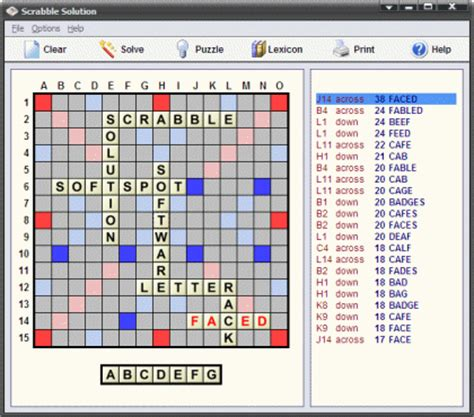is vu a scrabble word word finder