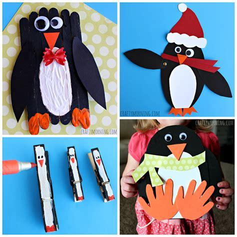 penguin crafts for to make meer dan 1000 afbeeldingen winter op
