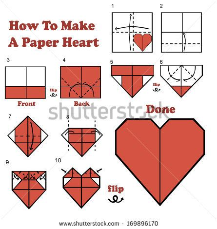 how do i make origami some how to make origami hearts 2016