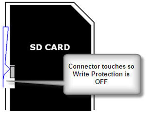 how to make sd card not write protected when i am formatting my 2gb sd card by sd formatter it