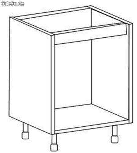 mueble bajo fregadero mueble bajo fregadero en kit blanco alto 70 x ancho 60 x