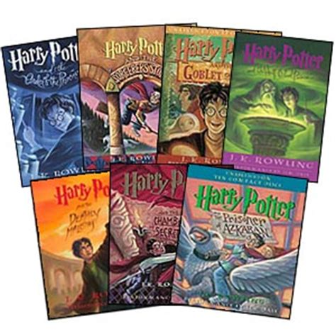picture of harry potter books get hooked on books harry potter by j k rowling