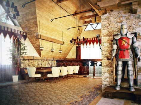 themed interior design castle themed interiors