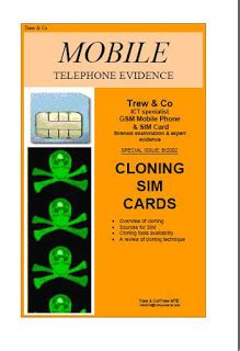 how to make a clone of sim card mobile technology exploration cloning gsm sim card report