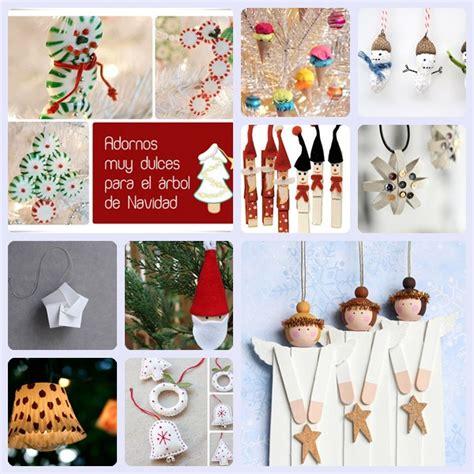 adornos caseros arbol navidad 10 adornos caseros para el 225 rbol de navidad pequeocio