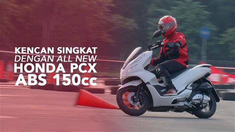 Pcx 2018 Test Drive by Test Ride Honda Pcx Abs 2018 Drive