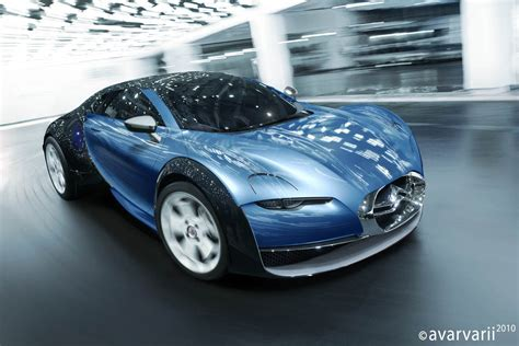 Citroen Survolt by Citroen Survolt Rendering News Gallery Top Speed