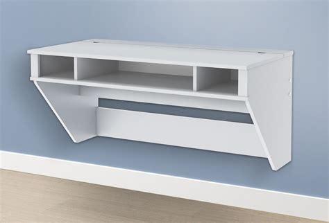 computer desk on wall wall mounted desk white interior exterior doors design