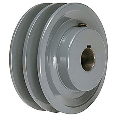 Electric Motor Company by 2mb50x3 4 Fixed Bore Pulley Electric Motor Company