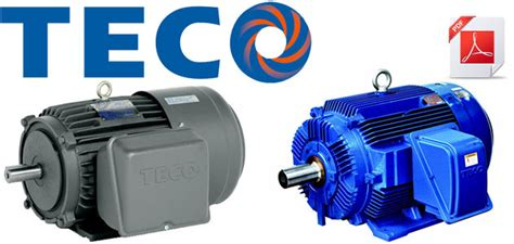 Electric Motor Catalogue by Electric Motor Rewinding Company Albury Teco Electric Motors