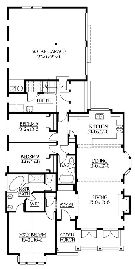house plans with in suite great plan for alley access spotlats