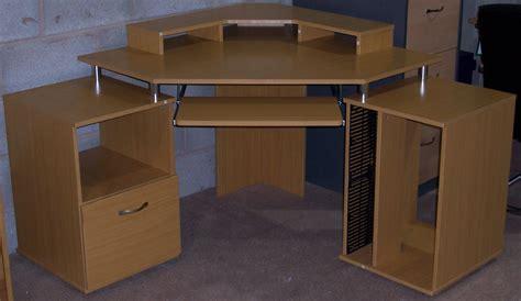 computer desk beech beech corner computer desk 28 images felix home office