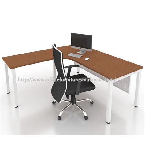 modern table desk office modern l shape table desk ofm end 6 29 2018 5 15 pm