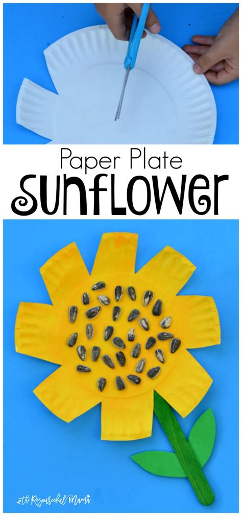 craft work with paper plate 25 best toddler summer crafts ideas on