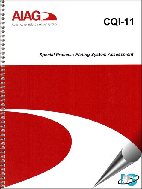 CQI-11 : Special Process : Plating System Assessment ... Aiag Cqi 11