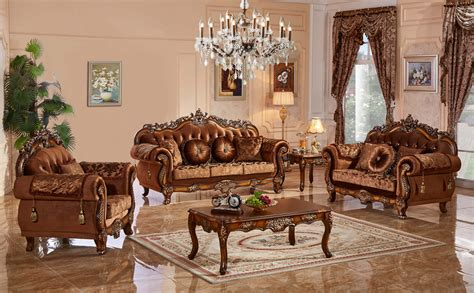 wood living room set meridian furniture living room collection fabric living