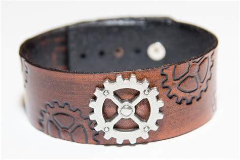 custom leather bracelets custom leather bracelets and cuffs techleathercraft