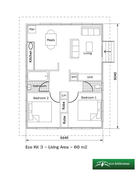 Two Bedroom Granny Flat Floor Plans 100 two bedroom granny flat floor plans simple 1