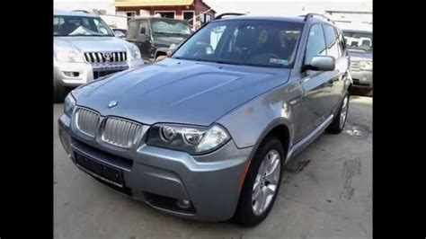 2007 Bmw X3 For Sale by 2007 Bmw X3 3 0 Si For Sale Lebanon