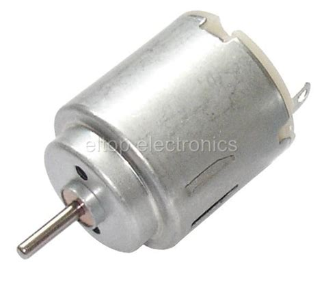 Miniature Electric Motors by Miniature Small Electric Motor Brushed 1 5v 12v Dc For