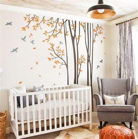 forest nursery decor 25 best ideas about tree decal nursery on