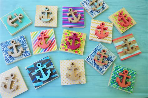 crafts ideas for simple anchor craft tutorial lds c craft ideas