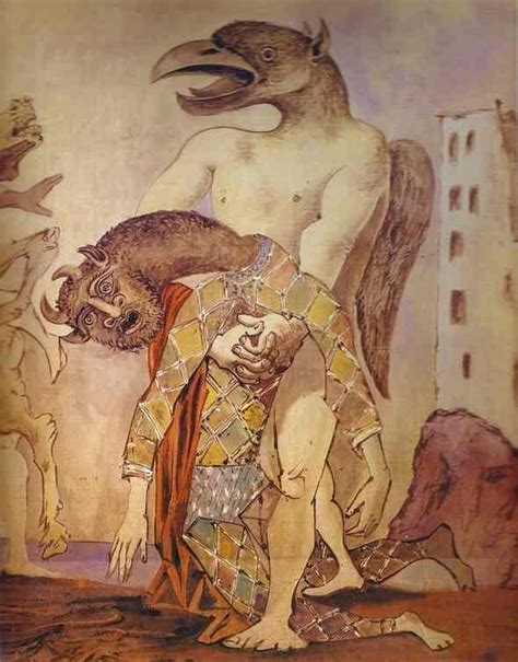 picasso paintings in rome 17 best images about minotaur mythology on
