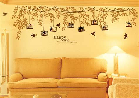 Photo Frame Wall Stickers trending photo frame wall decals home design 915