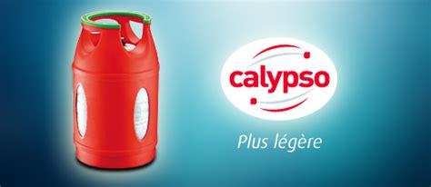 bouteille de gaz butane calypso antargaz