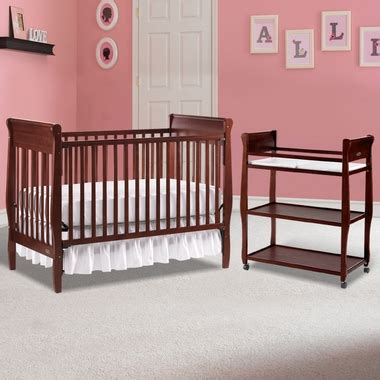 graco crib and changing table graco cribs 2 nursery sets crib