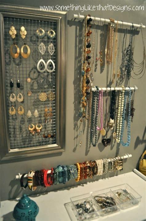 how to make jewelry holder 21 useful diy jewelry holders