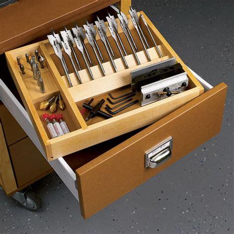 drawer plans woodworking workshop drawer organizer woodworking plan from wood magazine