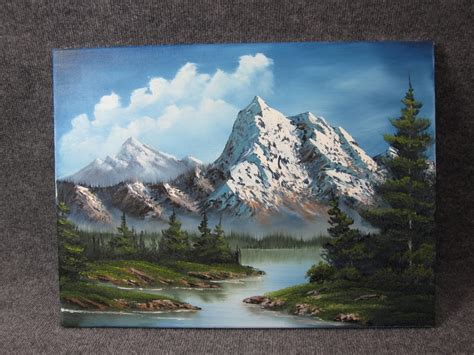 Quot Mountain Quot By Kevin Hill Landscape Paintings