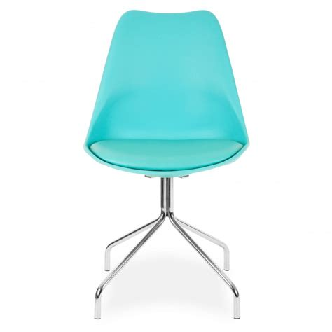 turquoise dining chairs style turquoise dining chairs metal cross legs