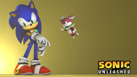 sonic unleashed sonic unleashed wallpaper by lunicaura106 on
