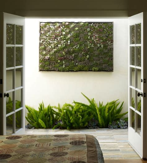 hanging wall garden modern hanging gardens simple home decoration
